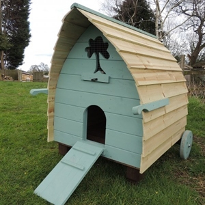 Chicken houses - up to 6 hens
