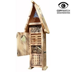 Bug, Bee, Butterfly & Insect Houses and Habitats