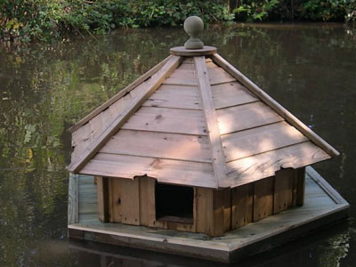 Duck and Waterfowl Houses and Runs