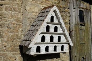 Four Tier Birdhouse (Medium hole)