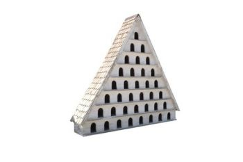 Eight Tier Dovecote (Medium hole)