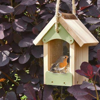 Bird Barn - Bird Feeder