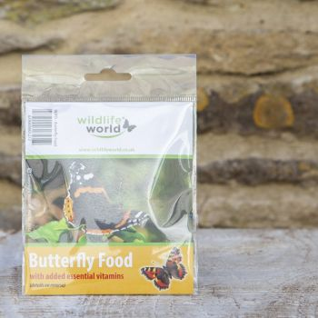 Butterfly Food with Vitamins