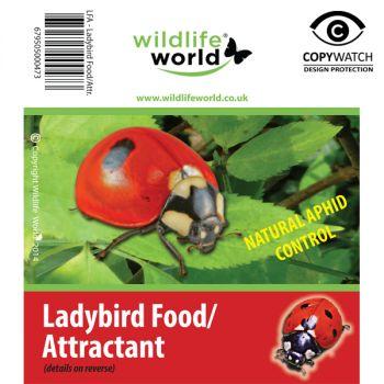 Ladybird Attractor Food