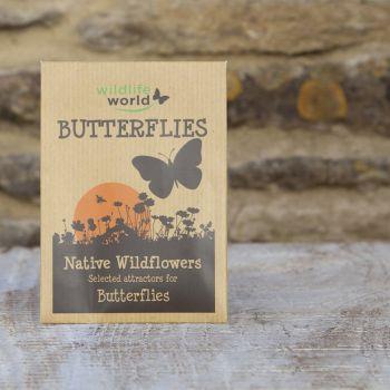 Native Wildflower Seeds For Butterflies