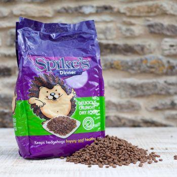 Spike's Delicious Dry Hedgehog Food