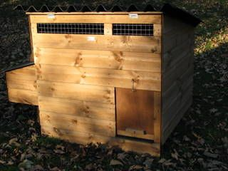 Swinford Coop - Duck or Chicken House - Coop for up to 5 hens