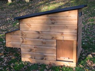 Weeford Coop - Chicken house for up to 3 hens